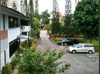 EasyRoommate SG - Spacious Room near Botanic Gardens for rent - Orchard, Singapore - $1,400 pcm