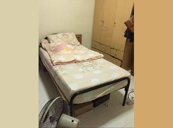 EasyRoommate SG - BEDOK FEMALE BED SPACER 42 CHAI CHEE ST - $400 - Chai Chee, Singapore - $400 pcm