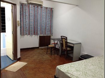 EasyRoommate SG - Room (with attached Bathroom) for Rent - Balestier, Singapore - $1,250 pcm
