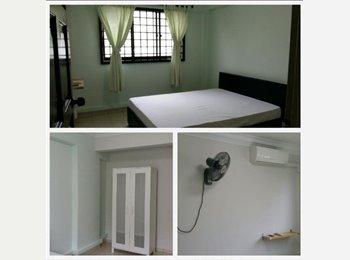 Quiet and Breezy Room