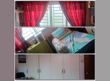 EasyRoommate SG - Common room for rental (Tampines) - Tampines, Singapore - $700 pcm