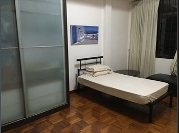EasyRoommate SG - 2 rooms available for rental beside Farrer Park MRT - Little India, Singapore - $900 pcm