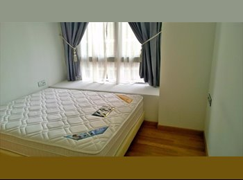 EasyRoommate SG - CBD - SHENTON WAY - QUEEN ROOM - EXPATS PLACE - Raffles Place, Singapore - $2,200 pcm