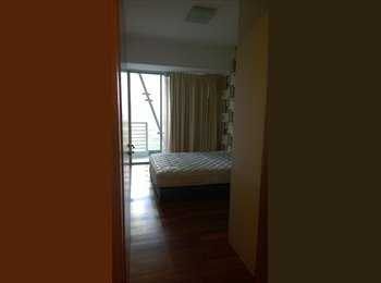 EasyRoommate SG - RAFFLES MRT : QUEEN COMMON ROOM - OUTDOOR BALCONY - Raffles Place, Singapore - $2,200 pcm