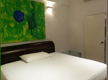 EasyRoommate SG - Beautiful spacious room in designer apartment near Holland V MRT - Holland, Singapore - $1,800 pcm