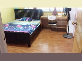 EasyRoommate SG - Nice common room at 406 Choa chu kang avenue 3 - Choa Chu Kang, Singapore - $650 pcm