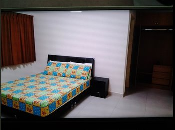 Big Spacious Master Room for Rent