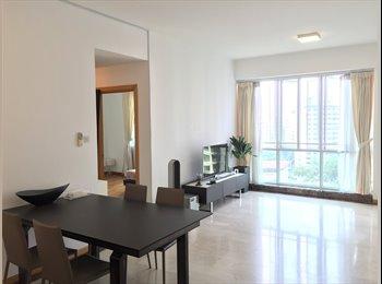 FF Large 2nd bedroom w 3 min walk to Novena MRT Station