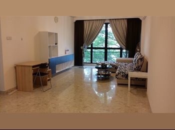 EasyRoommate SG - ** Fully furnished 3 BR condo in Simei  with no owner!!! - Simei, Singapore - $3,150 pcm
