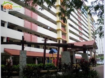 Common Room for Rent @ blk 52, Sims place, near Aljunied...