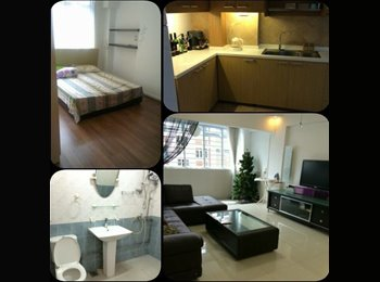 Common room fully furnished