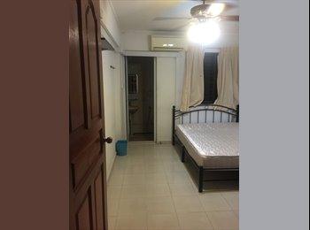 Master Bedroom in Bedok Reservoir Road