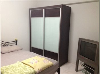 EasyRoommate SG - Master room for rent at toh guan road singapore - Jurong, Singapore - $1,150 pcm