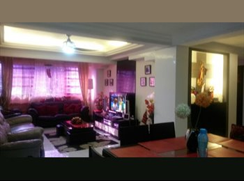 PASIR RIS ST. 12 ROOM FOR RENT for Ladies ($650-ALL IN)