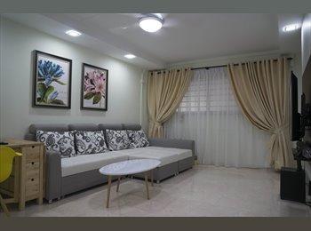 Large Common Room 3 min from Khatib MRT