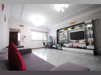 4 Room flat in 166 Tampines st 12 for rental