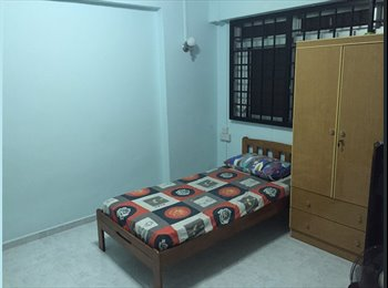 renting a room in tampines