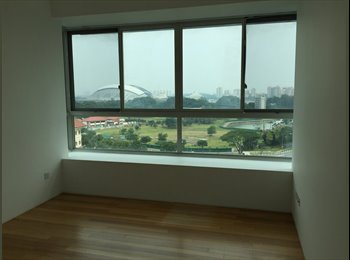 Master/common room for rent at Citylights