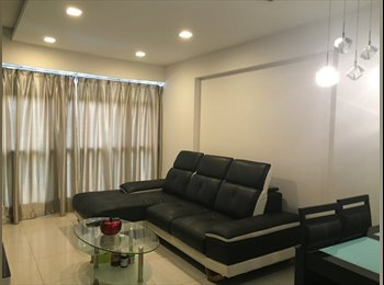 EasyRoommate SG - 5 minutes walk distance toTiongbaru MRT,one  masterroom with bathroom enclosed - Orchard, Singapore - $1,250 pcm