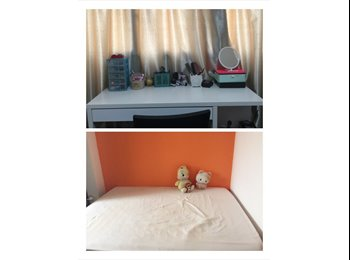 EasyRoommate SG - Walking distance to Tiongbaru MRT, 5 minutes by bus to cityhall, common room for rent - Orchard, Singapore - $900 pcm