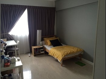Common room fully furnished at Yishun 3-5min walk in to mrt