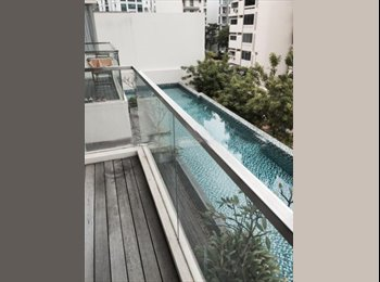 EasyRoommate SG - Nice Apartment/Studio in City Center - Orchard, Singapore - $2,700 pcm