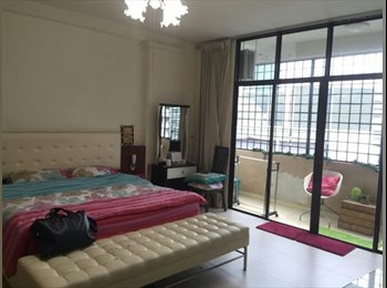 EasyRoommate SG - Super high Floor nice view Big Master room Orchard MRT  - Orchard, Singapore - $1,750 pcm