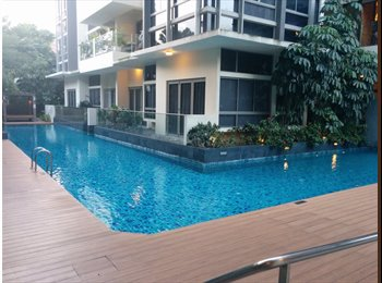 EasyRoommate SG - Very new, quite, western friendly and beautiful condo - Holland, Singapore - $1,200 pcm