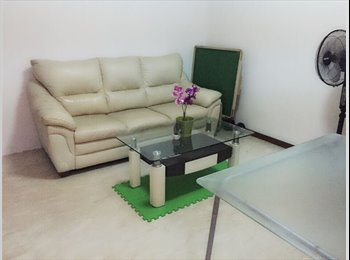 3 mins to Aljunied MRT 3 common room available