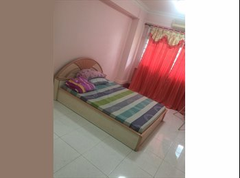 Pasir Ris room for North Indian Female Tenant Only!