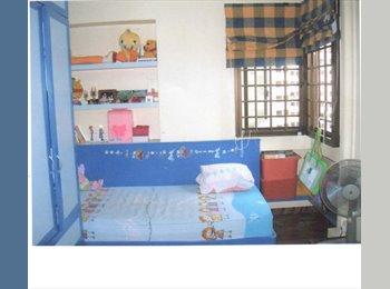 Common Room at Sengkang Blk 258B. 4 mins walk to Sengkang...