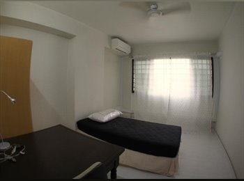 2 Rooms for rent - 230m from Pasir Ris Station - All Female...