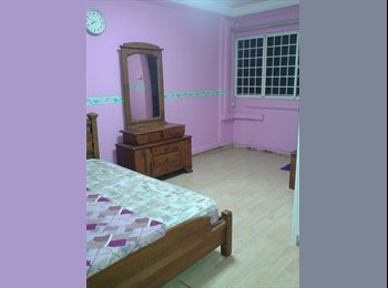 MASTER ROOM WITH ATTACHED BATHROOM at 853 tampines street...