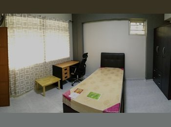 EasyRoommate SG - 1min to Queenstown Mrt, 20mins To Cbd/Town - Queenstown, Singapore - $950 pcm