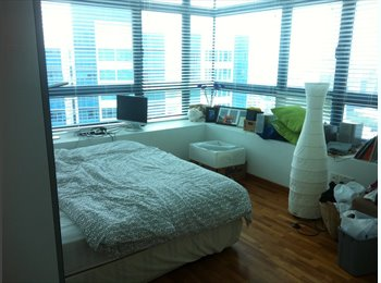 EasyRoommate SG - Master bedroom on 29th floor - City square - Farrer Park, Singapore - $2,000 pcm