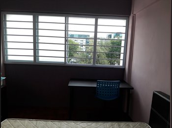 Master Bedroom with attached bathroom in a great location