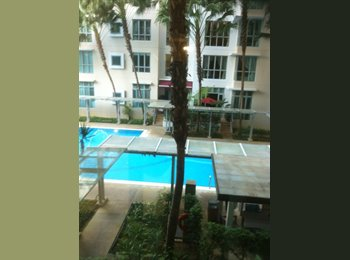 3+1 for rent!White Water Executive Condo at Pasir ris