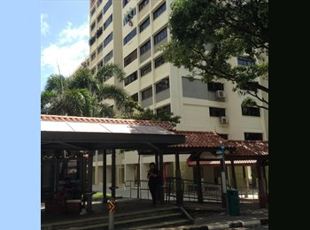 EasyRoommate SG - Airconditioned  common room for rent just minutes to town - Telok Blangah, Singapore - $900 pcm