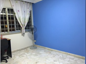 EasyRoommate SG - Newly renovated room in Simei (New bed purchased!) - Simei, Singapore - $900 pcm