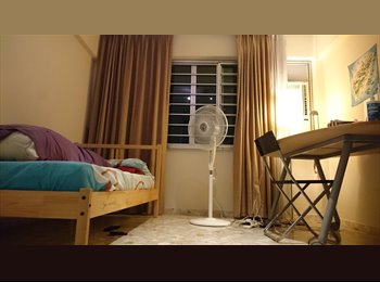 EasyRoommate SG - Wonderfully furnished common room. No owner. No agent. 5 min walk to Bedok MRT - Bedok, Singapore - $800 pcm