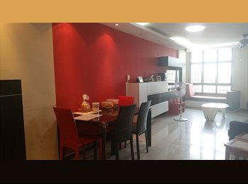 EasyRoommate SG - Big Common Room Near Boon Lay MRT (No Agent Fee) - Boon Lay, Singapore - $800 pcm