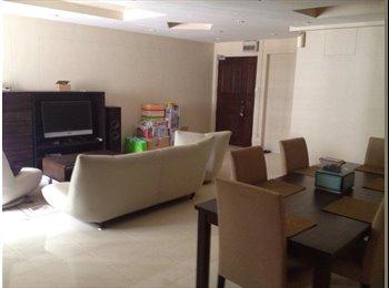 EasyRoommate SG - No agent fee, owner advertise, comon room 5 mins to sengkang mrt, fully furnish, $700 with PUB, WIFI - Sengkang, Singapore - $700 pcm
