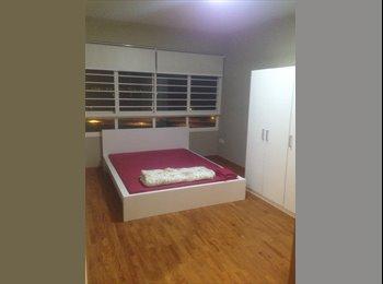 EasyRoommate SG - Master bedroom in Telok Blangah Towers - Telok Blangah, Singapore - $1,150 pcm