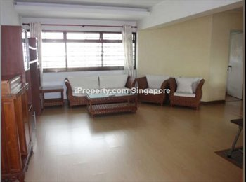 EasyRoommate SG - Toa Payoh Big Master Room (1 min to MRT) - Toa Payoh, Singapore - $1,300 pcm