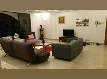 EasyRoommate SG - Large ensuite master bedroom 5min from Somerset SGD1600 - Killiney, Singapore - $1,600 pcm