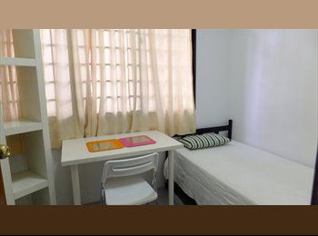 Room with Attached bathroom. No landlord No fee Near MRT...