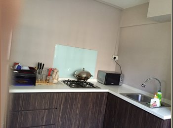 Studio hdb -2bedroom , 1 kitchen n 1 tiolet