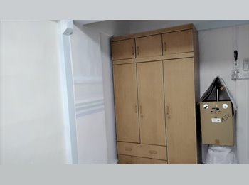 Blk 408 Amk ave 10 Spacious common room.