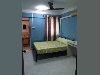 Blk 440 AMK Nice Master Room Near MRT Can Cook For Rent
