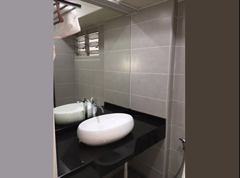 a common room for rental in compassvale . next to MRT....